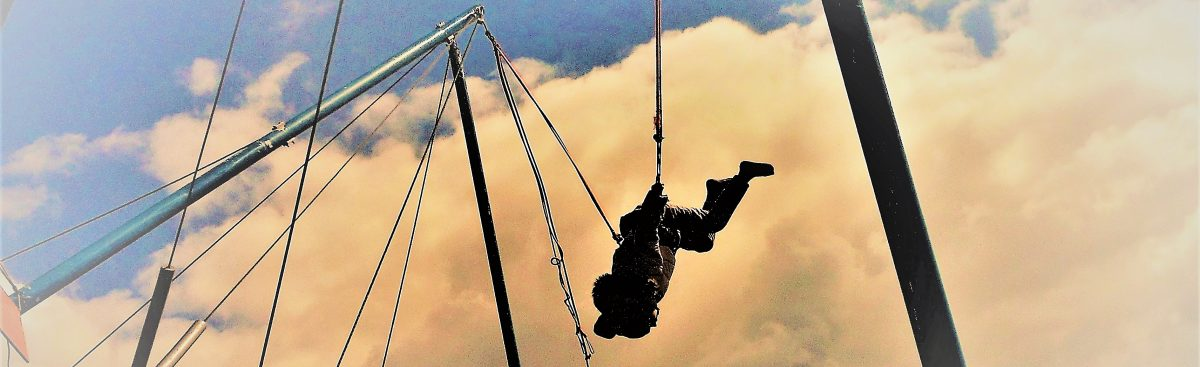 Bungee Trampolin Event